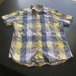 Urban Pipeline plaid shirt